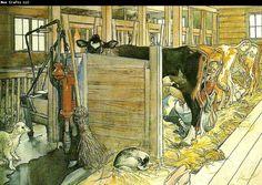 Carl Larsson ladugarden