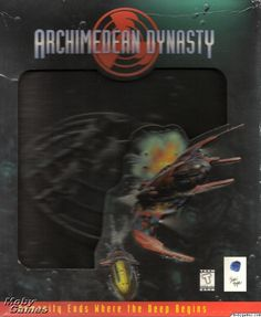 """Archimedean Dynasty (German: Schleichfahrt, meaning silent running) was the first of the """"Aqua series"""", developed by Massive Development and published by Blue Byte Software in 1996."""