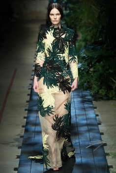 Erdem Spring 2015 Ready-to-Wear Fashion Show - Lisa Verberght