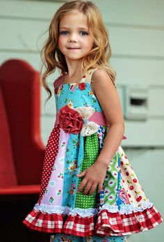 ALALOSHA: VOGUE ENFANTS: Must Have of the Day: Looking for Easter Dresses?
