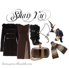 """Shan Yu"" by disney-villains on Polyvore"