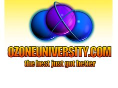 http://www.ozoneuniversity.com/  Ozone Therapy and ozone therapies have been used for over 100 years and Medical Ozone has become the most sought...