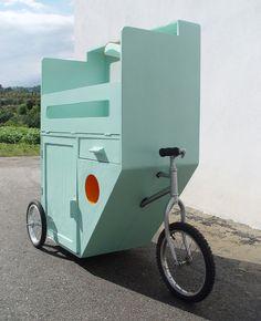 '25 pedra de sal' - mobile baby care unit by jacinta and casimiro costa