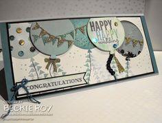 Artistic Embellishments: Celebrate today: Wedding Card
