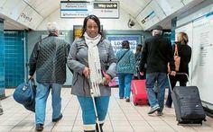 Το wayfindr παρέχει σε άτομα χωρίς όραση ασφαλή εμπειρία μετακίνησης. Η έρευνα της ομάδας ξεκίνησε από σταθμούς τρένου και μετρό στο Λονδίνο. Μέχρι στιγμής έχουν γίνει τρία δοκιμαστικά Wordpress