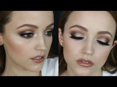 My Go To Look Using Too Faced Chocolate Bar Palette | Tutorial - YouTube