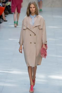 Burberry Prorsum Spring 2014 RTW - Review - Vogue
