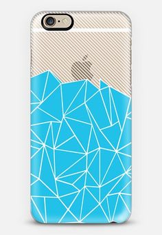 89edf6bc2583 Ab Lines 45 Electric Half Transparent iPhone 6s case by Project M | #iphone  #