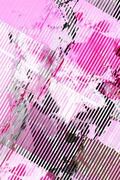 HEATH WEST graphic stripes