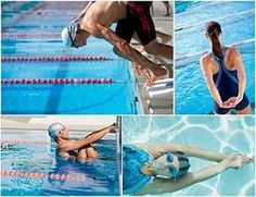 Swimming Workouts for Runners.