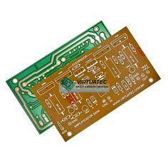Placa p/ montar Amplificador 300W