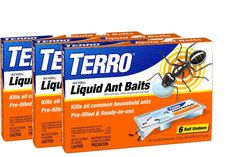 Looking for the quality TERRO PreFilled Liquid Ant Killer II Baits, of 6 Baits Each? Please click and view this most popular TERRO PreFilled Liquid Ant Killer II Baits, of 6 Baits Each. Terro Ant Killer, Sugar Ants, Ant Problem, Get Rid Of Ants, Best Pest Control, Active Ingredient, Bait, Organic Gardening, Gardening Tips