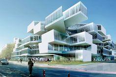 Actelion Business Center / Herzog & De Meuron
