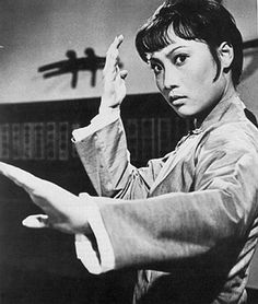 Martial Arts Film Actress Angela Mao