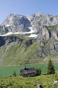 Bannalpsee, Nidwalden, Switzerland
