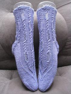 Ravelry: Sqwash - Sock - Mystery pattern by Evelyn Sparkowsky