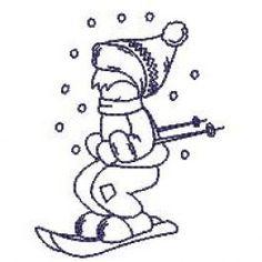 Winter Bonnet Boys