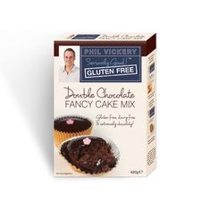 Phil Vickery's Seriously Good!™ Gluten-Free Double Chocolate Fancy ...