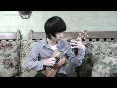 (Jason Mraz) I'm Yours - Sungha Jung (Ukulele)- This is the instrument I want to learn to play the most