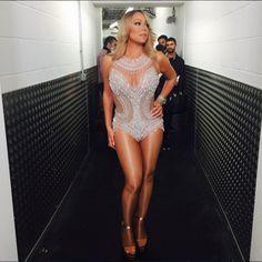 Mariah Carey le 15 mars 2016