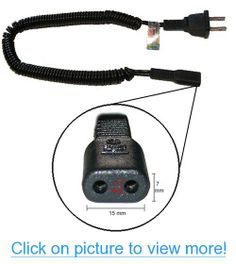 Shaver Cord fit most Norelco, Braun, Remington $ others
