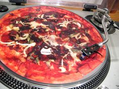 This slipmat makes you hungry