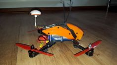 """FPV Quadcopter TAROT Robocat 280 Carb.fibre, with 7""""Screen, 6chRadio NAZE32 full on Gumtree. This is a TAROT 280 racing Quadcopter with new 6 channel radio FLYSKY FS-i6 and 7"""" LCD Screen with s"""