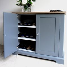 Attrayant Chatsworth Cabinets   Ashford Shoe Cupboard