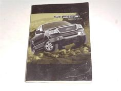 2013 ford fusion owners manual book set owners manuals pinterest 2006 ford f 150 owners manual book fandeluxe Gallery