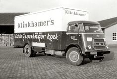 DAF 120pk - Ekema Uithuizen Groningen Holland.