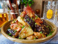 Beauty Recipe, Food Menu, Japanese Food, Chicken Wings, Pork, Food And Drink, Cooking Recipes, Meat, Dinner