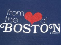 From the Heart of #Boston @enVieMens