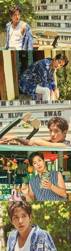 Yonghwa from CNBLUE