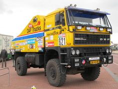 DAF Truck Rally