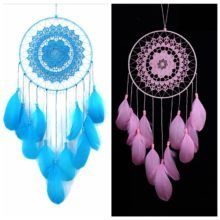 Flowers Dream Catcher Pink Girl High Quality Feathers Wind Chimes Hanging Dreamcatcher For Home Wedding Decoration Dream Catchers Hair, Dream Catchers For Sale, Dream Catcher Pink, Dream Catcher Nails, Dream Catcher Native American, Native American Art, Vintage Metal, Retro Vintage, Authentic Dream Catchers