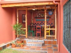 mexican patio ideas