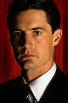 Agente Dale Cooper (Kyle MacLachlan) Twin Peaks