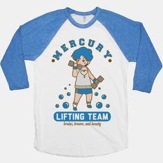 Mercury Lifting Team | HUMAN