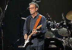 Eric Clapton 2014 Photo Gallery