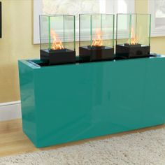 Aberdeen Cell Micro Fireburner X X Modern Decor, Modern Design, Resin Planters, Fiberglass Resin, Outdoor Settings, Elegant Homes, Light Decorations, Living Spaces, Aberdeen