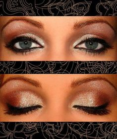 Do you like this chic makeup?
