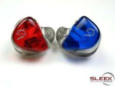 CT7 Custom Earphone - Sleek Audio