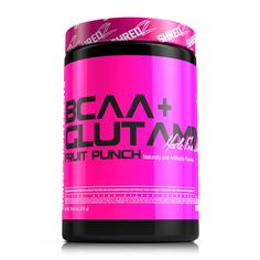 Shredz Bcaa Glutamine Made For Women Fruit Punch