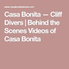 Casa Bonita — Cliff Divers | Behind the Scenes Videos of Casa Bonita