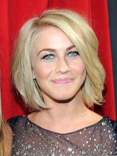 julianne houghs short hair | Julianne Hough's Funny cheeks | Sydney4women.com.au