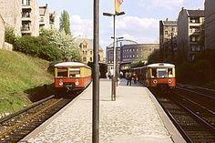 Frühling in Berlin Berlin Hauptstadt, S Bahn, Public Transport, Historical Photos, Old School, Trains, Transportation, Germany, Europe