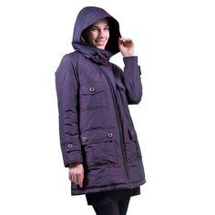 Купить Женская демисезонная куртка Encanto (Инканто) по выгодной цене от производителя в интернет-магазине Urban Style Urban Fashion, Raincoat, Jackets, Rain Jacket, Down Jackets, Urban Street Fashion, Jacket