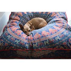 Huge Mandala Tapestry Dog Bed Cover Mandala Cushion Cover Boho Floor... ($49) ❤ liked on Polyvore featuring home, home decor, throw pillows, decorative pillows, grey, home & living, home décor, bohemian style home decor, grey accent pillows and bohemian home decor
