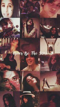 Never Be The Same - Camila Cabello wallpaper
