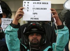 Deliveroo Riders Reveal The Harsh Realities Of The Gig Economy